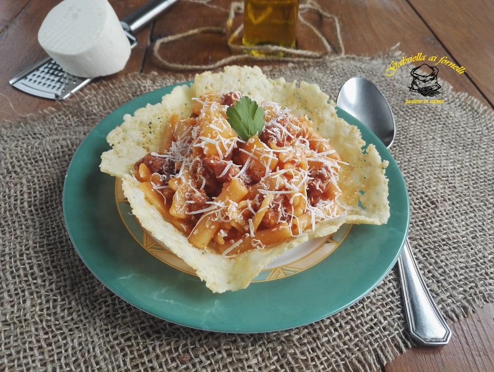 pasta patate risottata