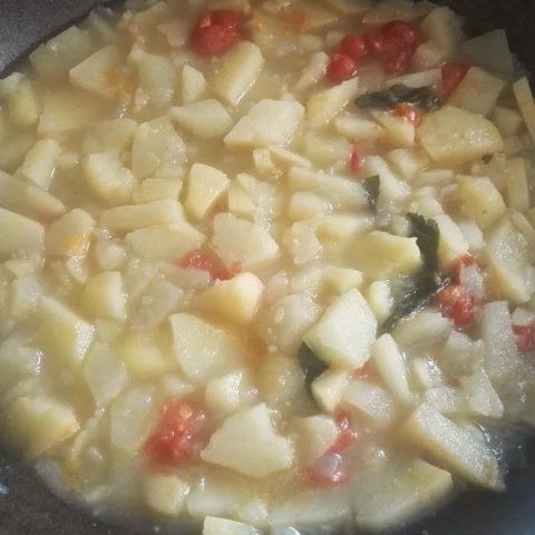 Riso e patate