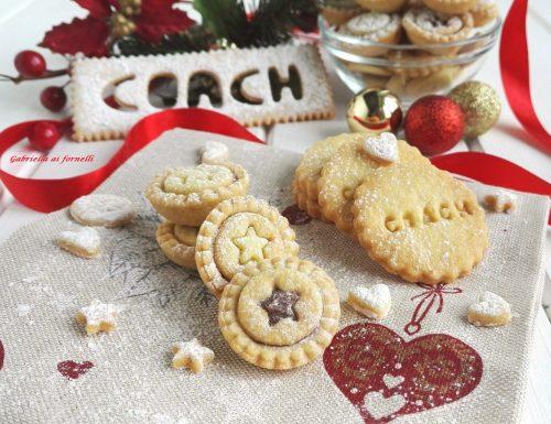 Biscotti con crema alle nocciole del coach