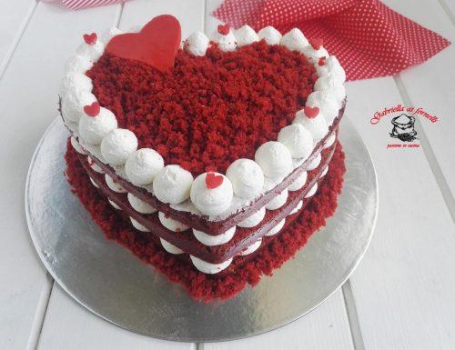 Red velvet cake – torta tipica americana
