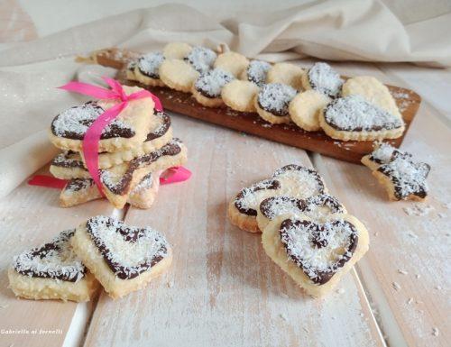 Biscotti al cocco – ricetta semplice e golosa