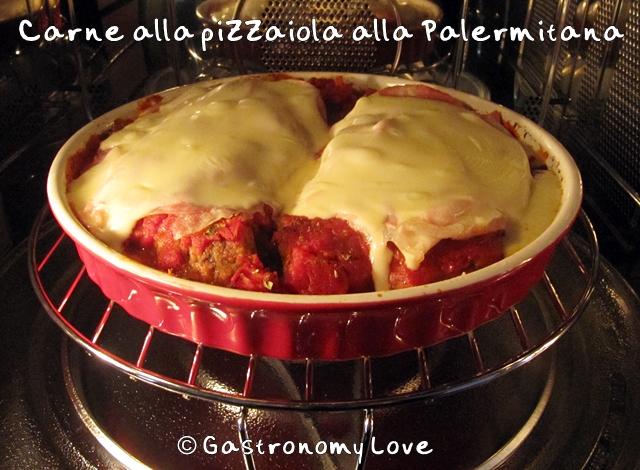 carne alla pizzaiola palermitana