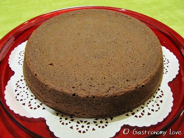 torta cioccolato e nocciole_preparazione 4