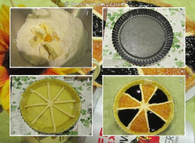 preparazione crostata rustica bigusto
