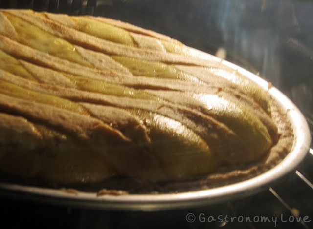 Pastiera napoletana ricetta originale_cottura