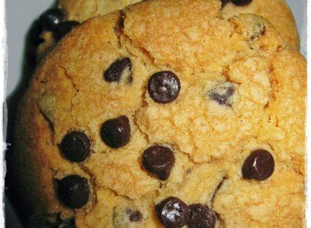 American chocolate cookies: biscotti americani