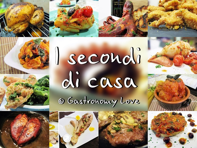 secondi di casa Gastronomy Love