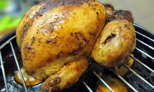 Pollo al forno PERFETTO passo passo