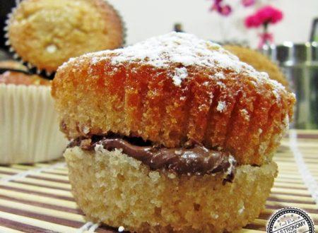 Muffin yogurt & miele