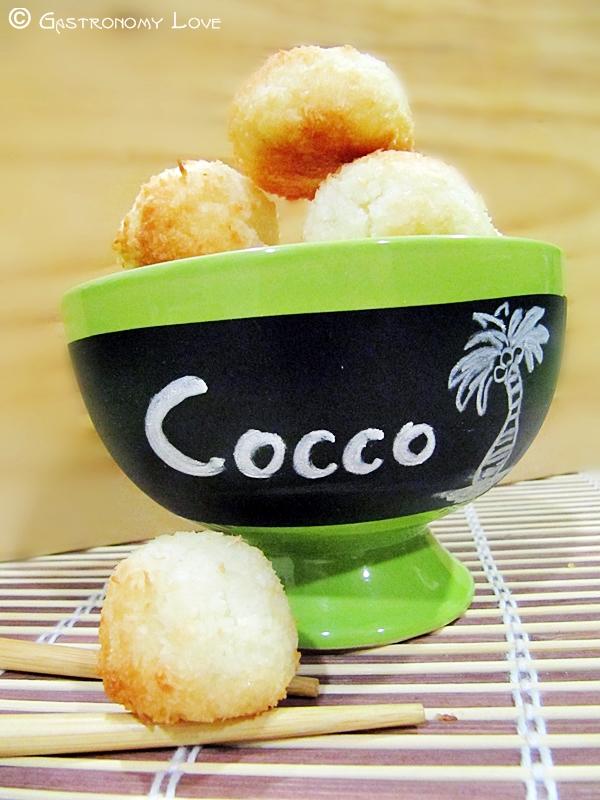Dolcetti al cocco gluten free