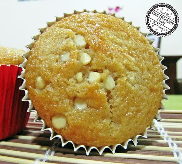 muffin in primo piano