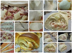 preparazione panini napoletani