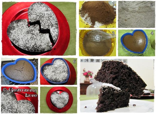 preparazione Busy Day Cake