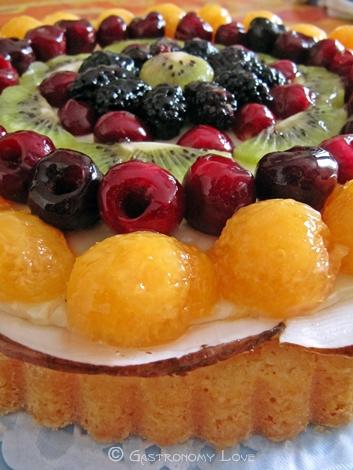 Crostata morbida alla frutta