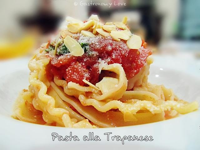 Pasta alla Trapanese
