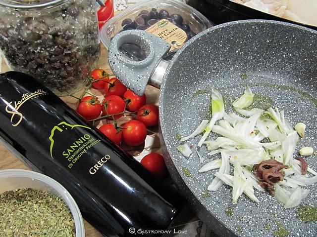 Baccalà alla napoletana_ingredienti