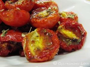 Pomodorini confit casa Gastronomy Love bis