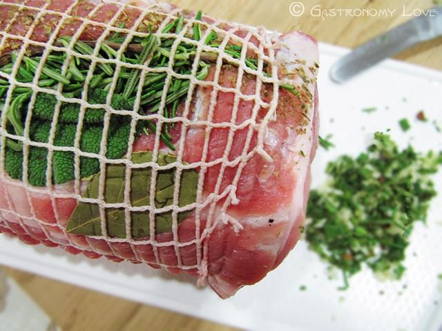 legatura della carne
