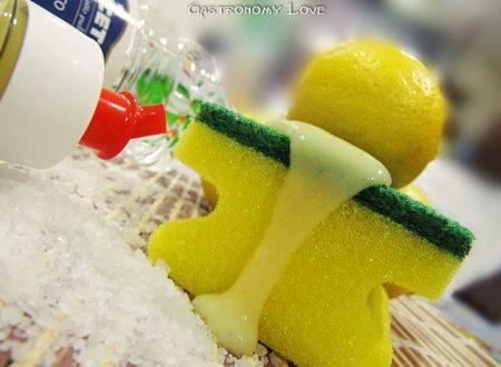 Detersivo per lavastoviglie fatto in casa