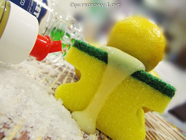 detergente bio per stoviglie