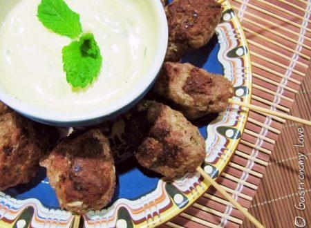 Kefta: polpette di carne mista del Maghreb
