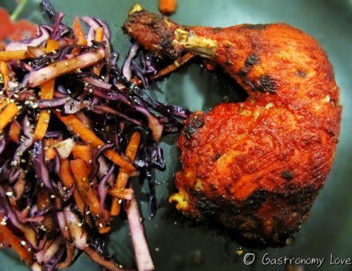 Pollo Tandoori Masala