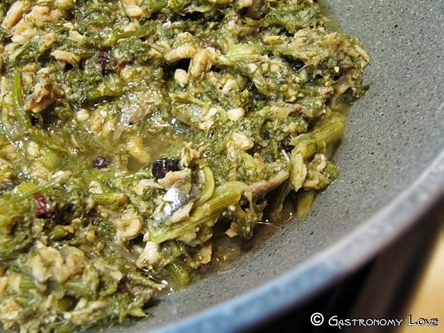 condimento pasta con le sarde