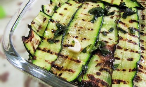 Zucchine grigliate