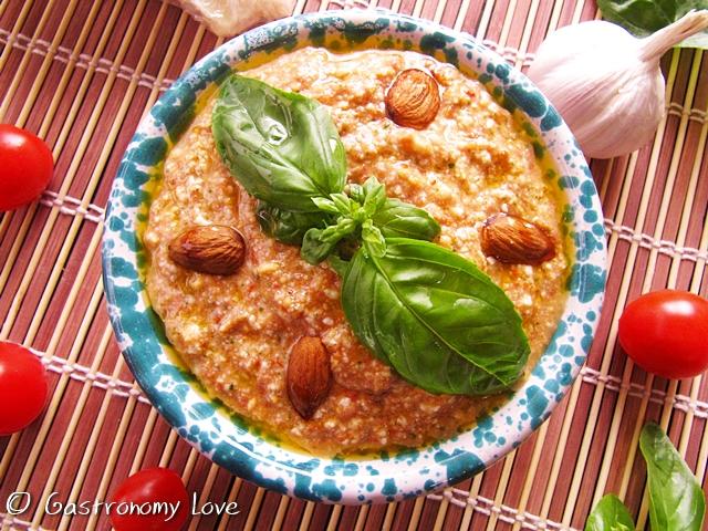 Pesto alla Siciliana 2