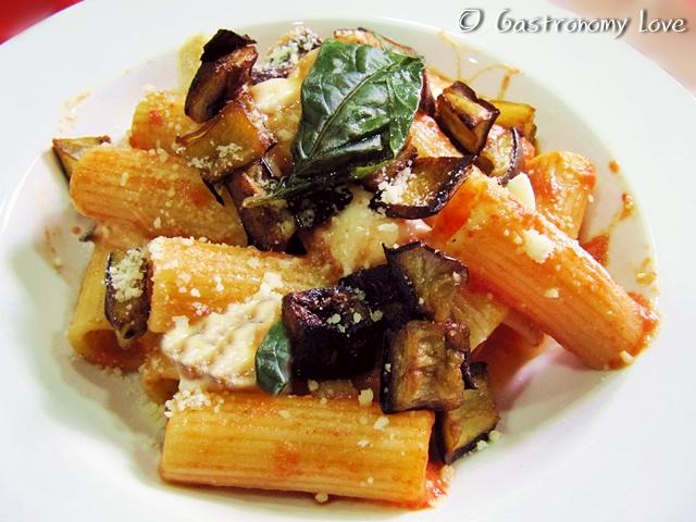 Pasta alla siciliana 3