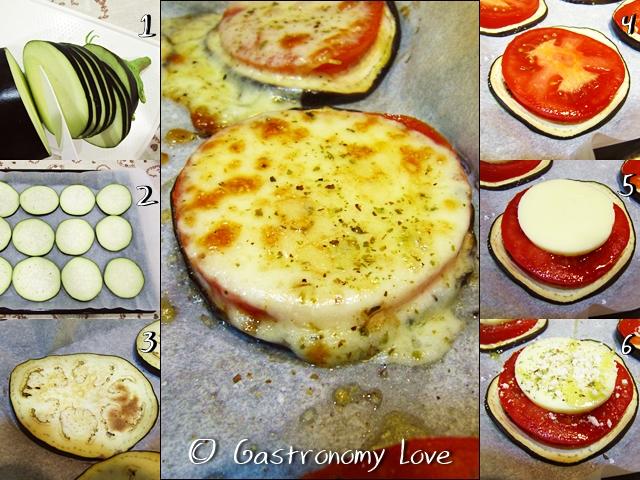 pizzette di melanzane_preparazione