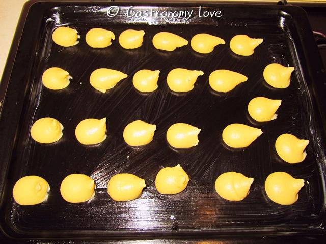 preparazione pasta choux 4