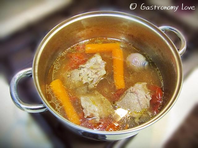 insalata di bollito alla palermitana_preparazione 2
