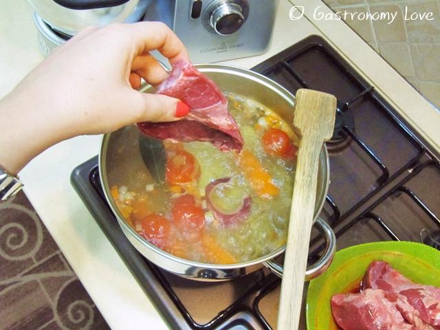 insalata di bollito alla palermitana_preparazione