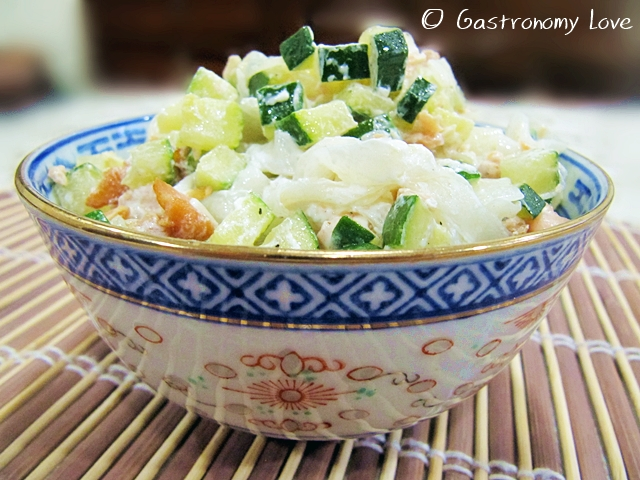shirataki al salmone zucchine e philadelphia 3