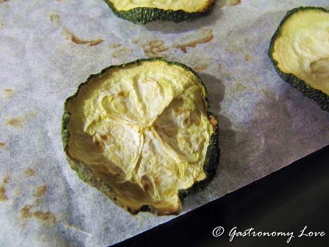 zucchine alla scapece al forno light