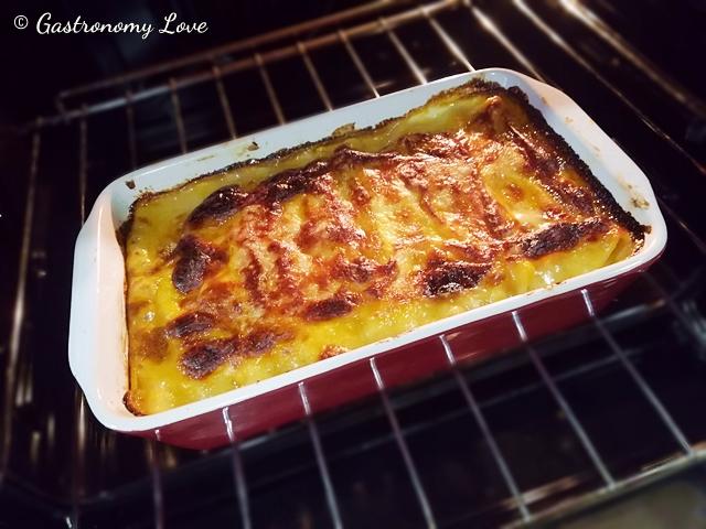 Cannelloni alla zucca_cottura