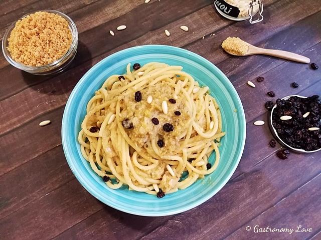 Pasta con il cavolfiore alla Palermitana
