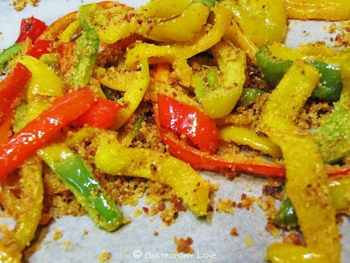 peperoni croccanti al forno