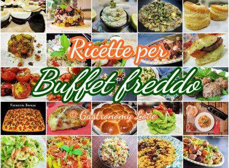 Ricette per buffet freddo
