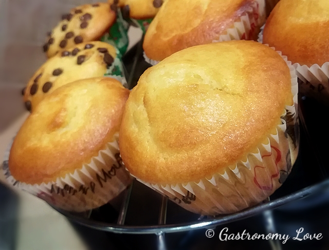 Muffins senza uova