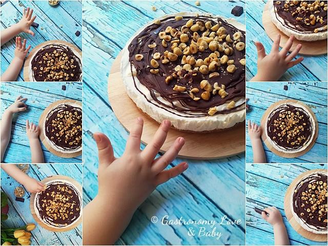 Manine golose di torta