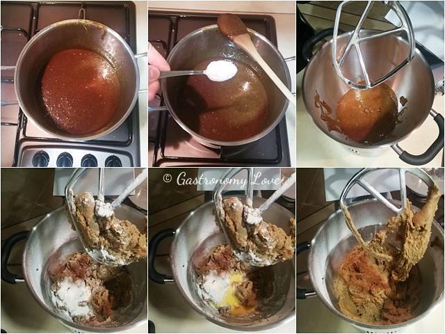 Gingerbread cookies_preparazione