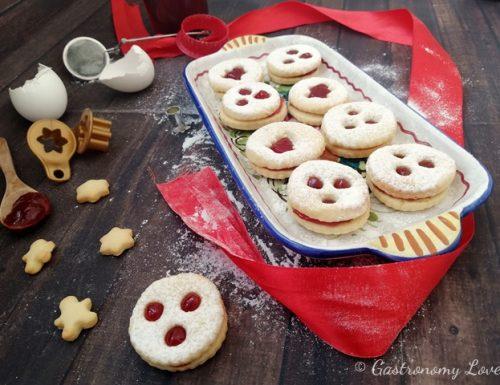 Spitzbuben: biscotti tirolesi