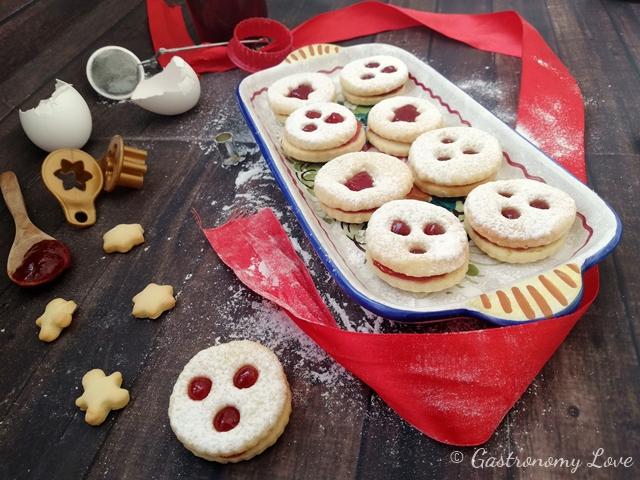 Biscotti tirolesi di Natale