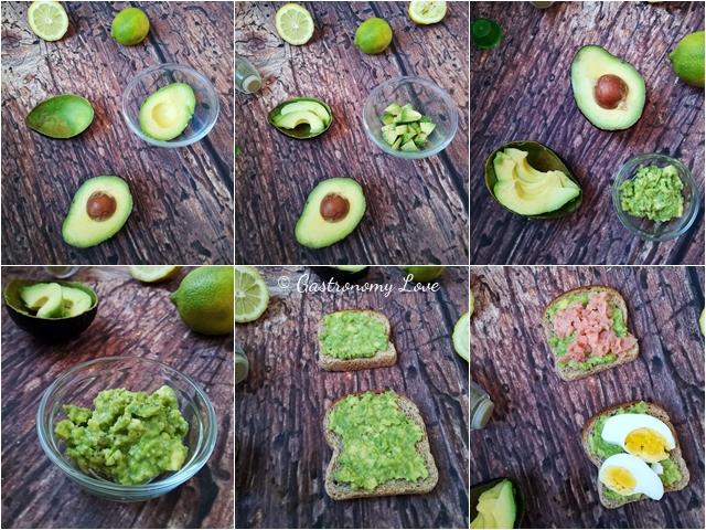 Come preparare l'avocado toast