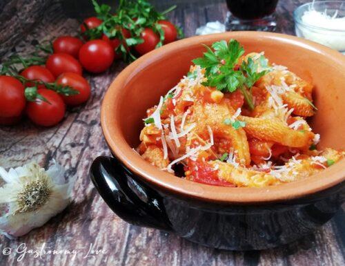 Trippa al pomodoro ricetta facile e gustosa