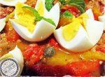 Mechouia: insalata di peperoni tunisina
