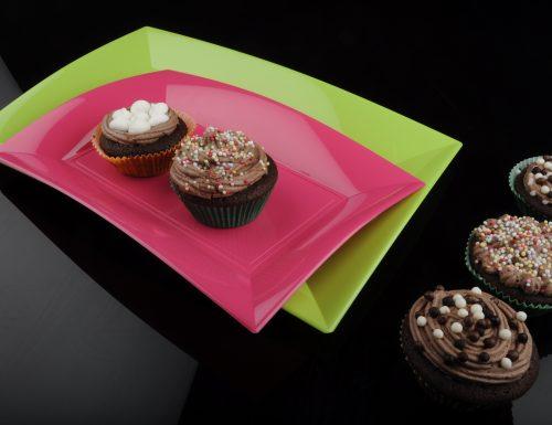 Cupcakes Kinder cioccolato