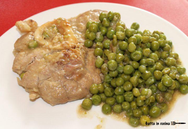 ossibuchi di vitello con i piselli | gatta in cucina - Come Cucinare Gli Ossibuchi Di Manzo